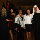 Halloween party<br>2. listopadu 2013